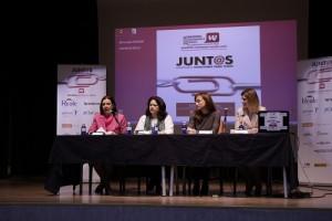 María Gil, Mª Victoria de Rojas, Marisa Vidal y Silvia Álava en la pasada edición de MADRID WOMAN'S WEEK.