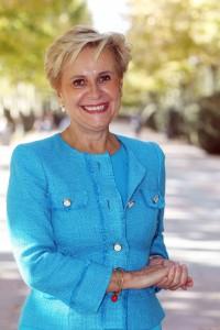 Mª del Carmen Quintanilla,  presidenta de la Comisión de Igualdad del Congreso de los Diputados.