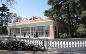 Casa de Vacas (Parque de El Retiro, Madrid).
