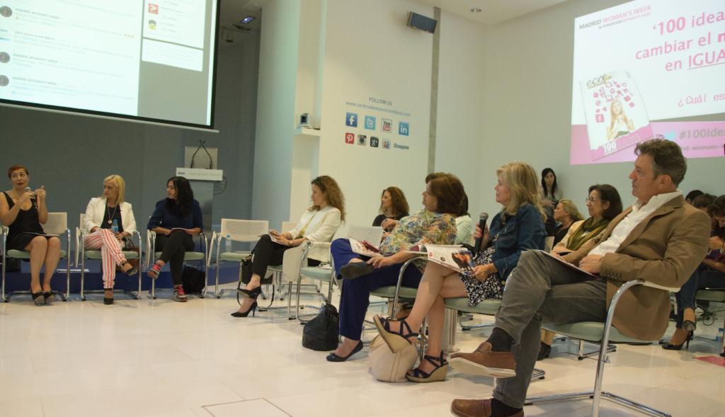 Del Grupo 'Empresas Comprometidas por la Igualdad' nació la idea de crear la publicación '100 ideas para cambiar el mundo en Igualdad', que se presentó hace unos días y que puedes consultar aquí.