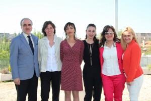 Miembros de la comisión 'Observatorio de la Igualdad' del grupo de trabajo 'Empresas Comprometidas con la Igualdad'.
