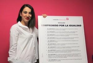 María Montagut, adjunta a la presidencia de Fundación Woman's Week.