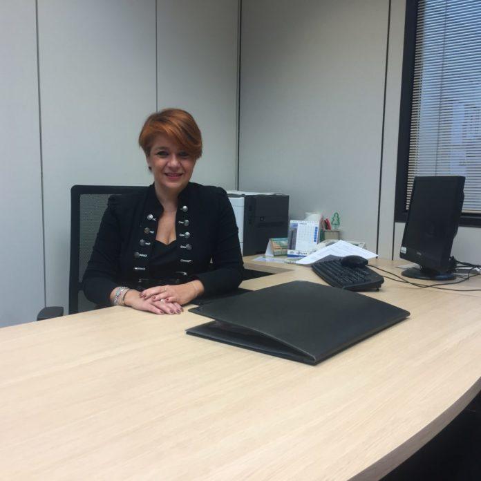 """Esmeralda Barroso: """"El objetivo es que haya más mujeres en puestos de responsabilidad"""""""