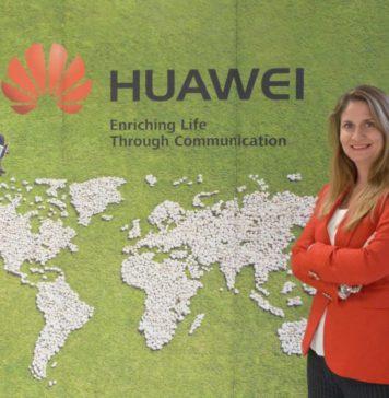 Maria Luisa Melo, directora de Comunicación y Relaciones Institucionales de Huawei España y Portugal