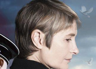 Assumpta Serna en el cartel de la película Red de Libertad